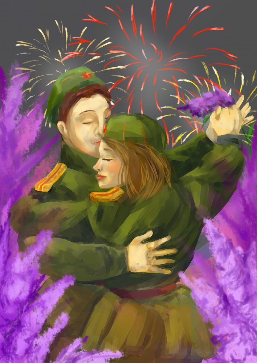Рябова-Алина-15-лет-Компас-Вальс-победы-рисунок