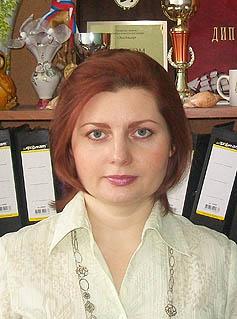 Баранова Людмила Федоровна